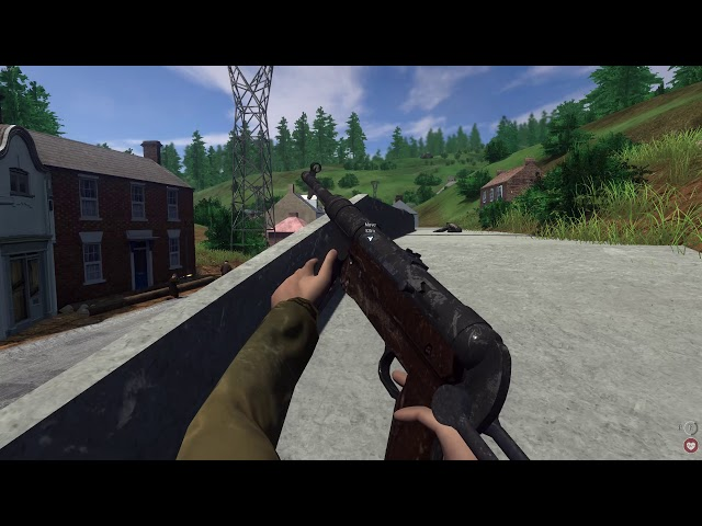 A Front Too Far: Normandy PC gameplay - An ambitious WW2 shooter on a very limited budget
