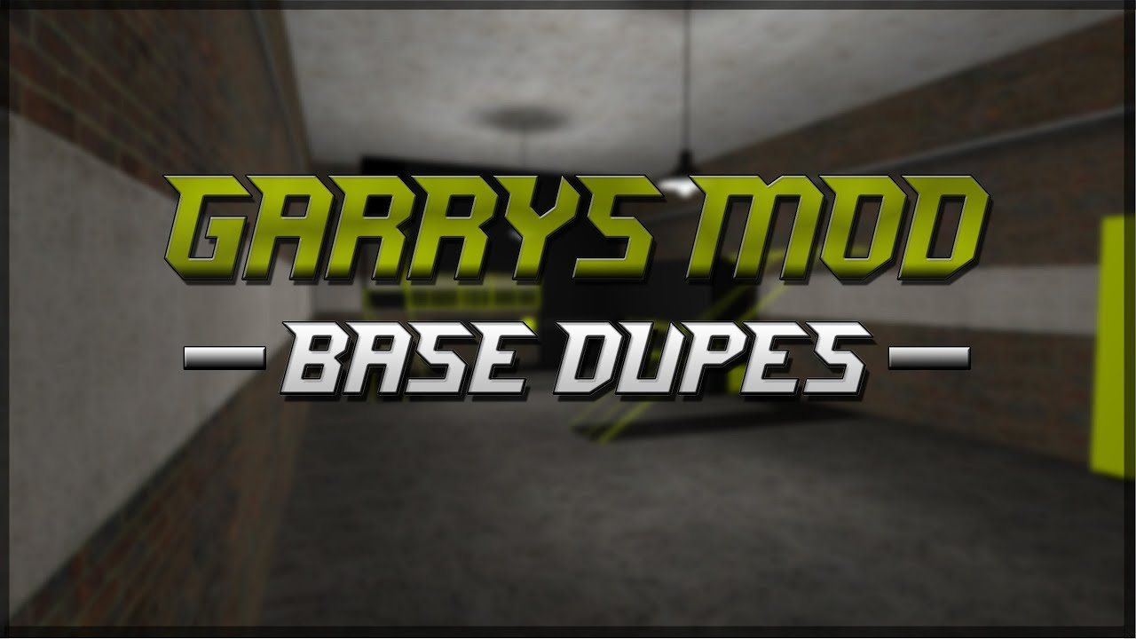 Garrys Mod DarkRP | Base Dupes ep17 (With DOWNLOAD)