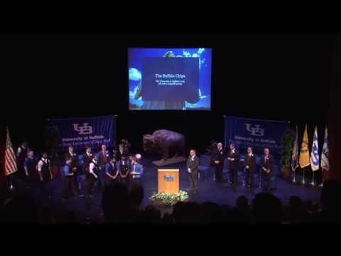 01 - Welcome & Alma Mater - University at Buffalo - 2015 Alumni Association Achievement Awards