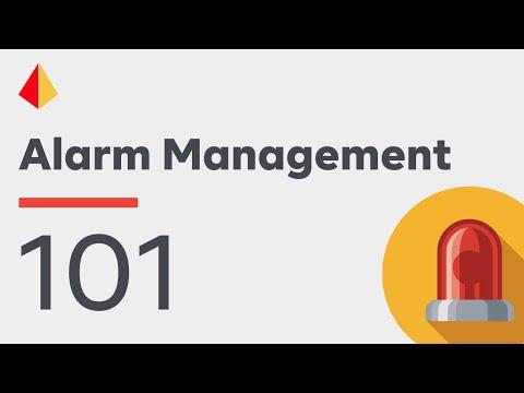 Alarm Management 101: