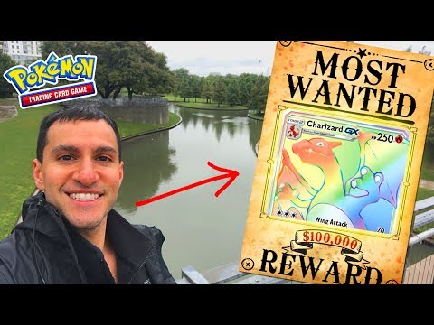 SEARCHING FOR HYPER RARE CHARIZARD GX! (Pokemon Cards Opening)