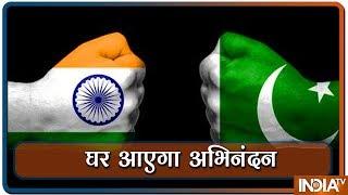 IAF Wing Commander Abhinandan Return To India