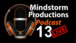 Podcast 13 - Storm, New Display Picture, Cats