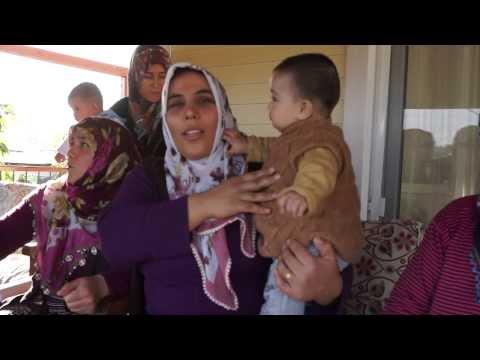 [HD] Kurtpınarı sakini kadın, çocuğunun hastalığını anlatıyor