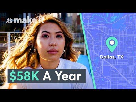 Living On $58K A Year In Dallas | Millennial Money