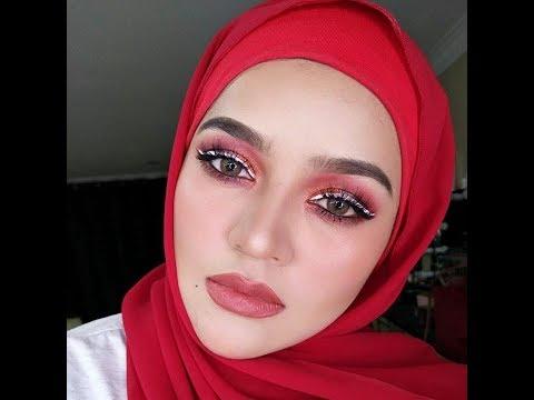 MUA Bellaz : 'Arabic Look' Makeup Tutorial