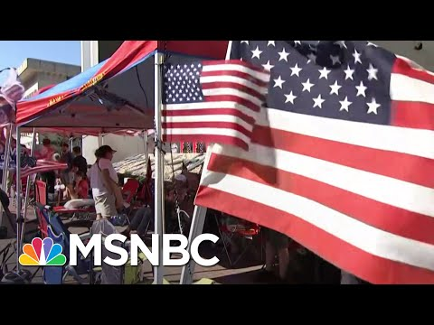 Coronavirus Task Force Members Advised Against Trump Rally In Tulsa | Deadline | MSNBC