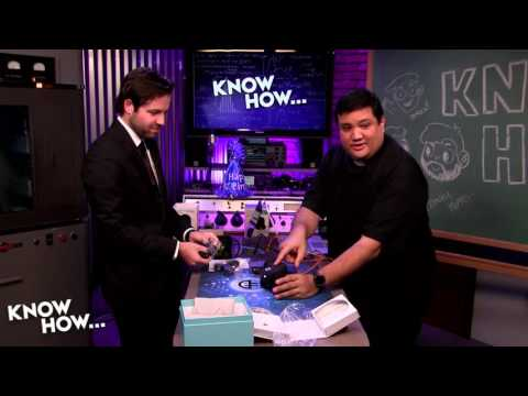 Know How... 265: Roll Your Own Surveillance System