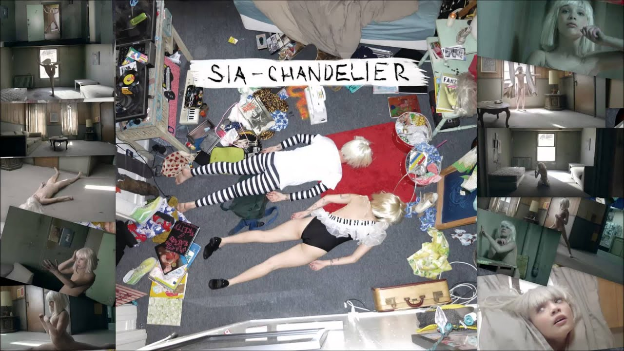 Sia - Chandelier (Cutmore Radio Mix) (HD Audio) (1080) - YouTube