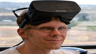 John Carmack Takes Full-Time Gig At Oculus Rift Developer