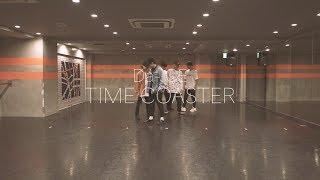 Da-iCE - 「TIME COASTER」Official Dance Practice(from ベストアルバム『Da-iCE BEST』)