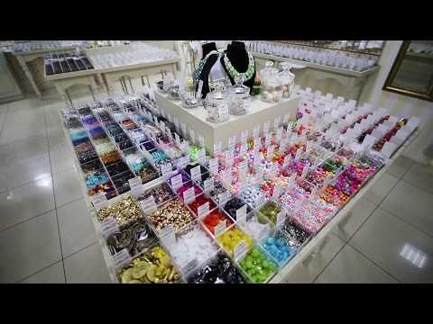 Кафебижу: бусины по вкусу