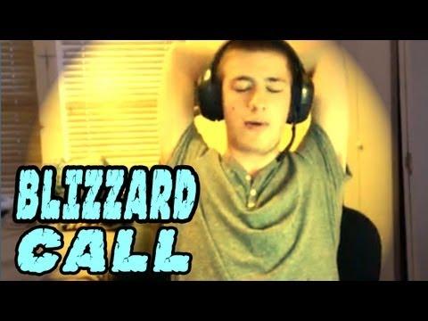 Sodapoppin blizzard call w/ CS superstar Zack