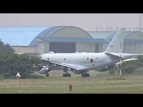 厚木基地の空-265 '16/5/28 (NF 再FCLPへ5機 & Pcock Flight)