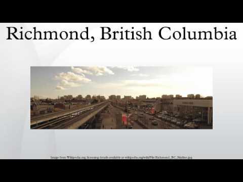 Richmond, British Columbia