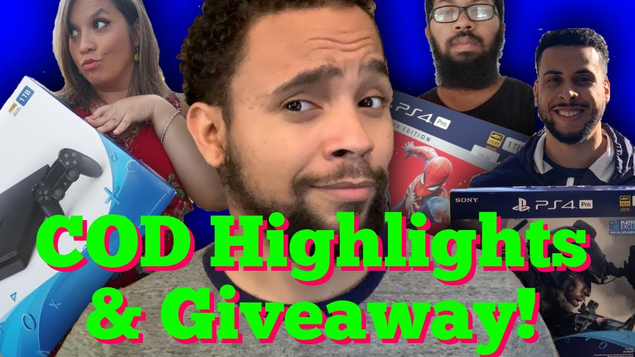 Call of Duty Modern Warfare Gameplay and Giveaways! thumbnail