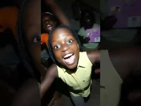 Masaka Kids Africana sings 'Happy Birthday' to #BabyPrince  🎉🎈