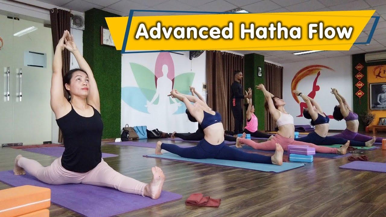 Creative Advanced Hatha Flow - Advanced Yoga Sequences For Full Body   Yograja