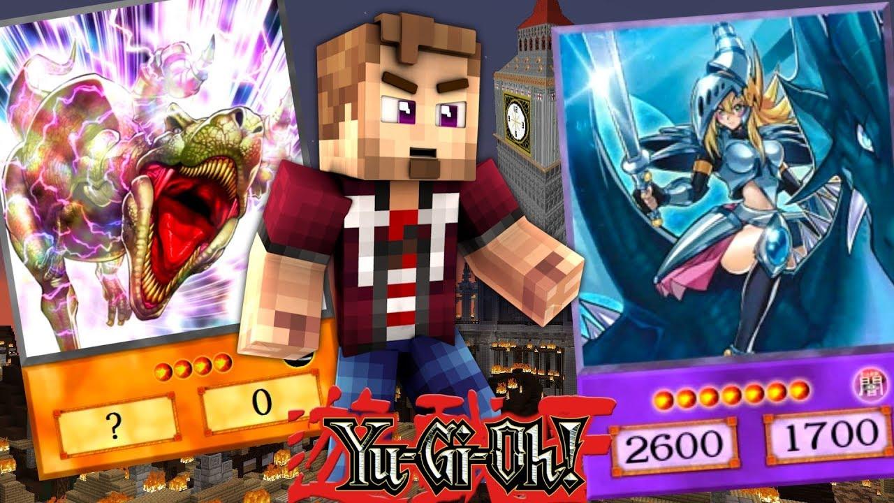 Minecraft Yugioh - THE DRAGONLORD! (Minecraft Roleplay ...