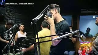 Rodrigo Tapari cantando Show Attack con Vos y sus éxitos En Vivo!