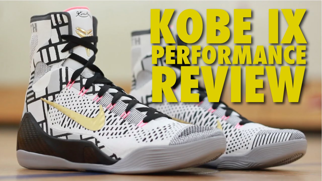 new styles cbb79 223fd new arrivals nike kobe 9 ix elite fundamentals xdr grey gold black hightop  daf47 2f1e2  coupon code for kobe 9 elite hi performance review  summerisserious ...