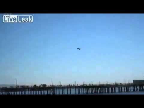Pilot Who Buzzed Santa Monica Pier in Military Jet Goes