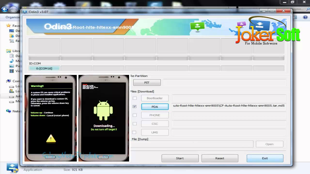 How To Root Note 3 N9005 4 4 2