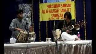 Atish Mukhopadhyay (Sarod) -Rag: Maru Behag: Part 5
