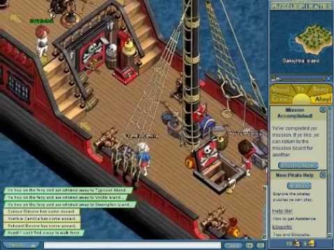 irate pirate shate