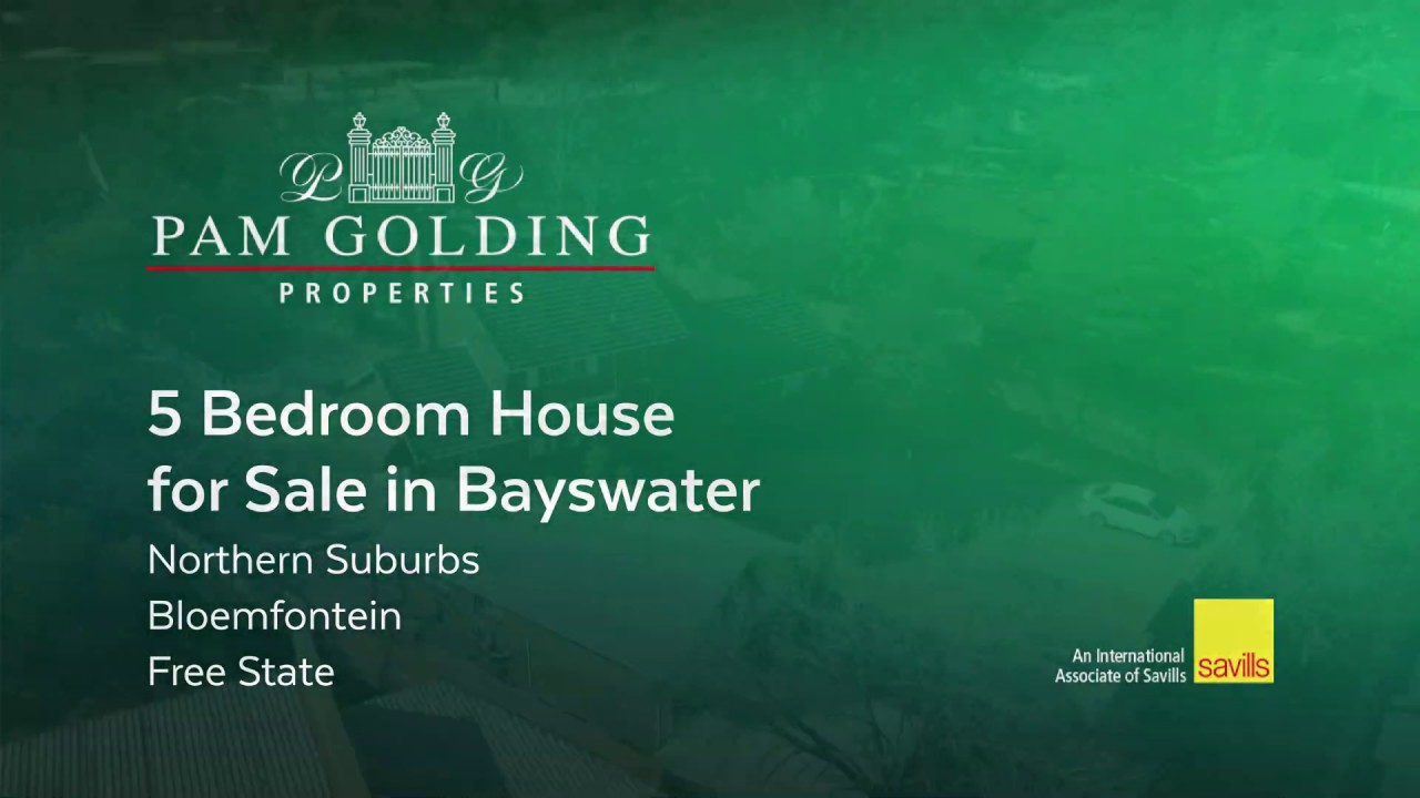5 bedroom house for sale in Bayswater | Pam Golding Properties