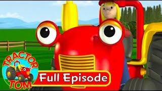 Tractor Tom   Season1   Episode 9 Sports Day    Truck Cartoon