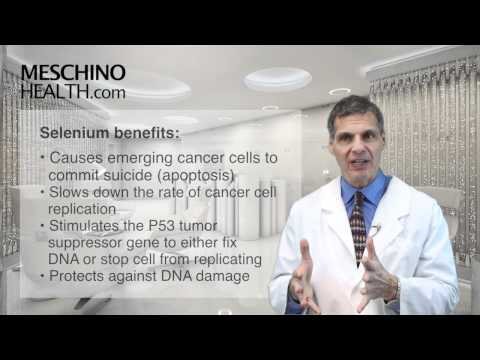 Cancer Prevention: The Role of Selenium