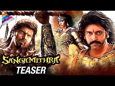 Shruti Haasan's SANGHAMITRA Teaser | Characters First Look Teaser | Jayam Ravi | Arya | AR Rahman