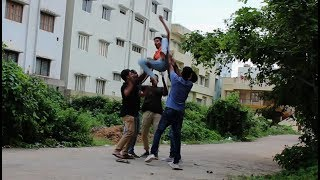 THROWING STRANGERS IN THE AIR| PRANK GONE WRONG| INDIA