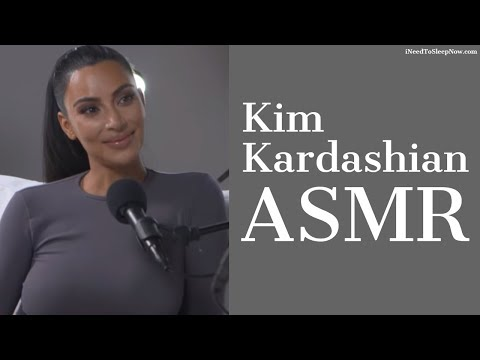 Unintentional ASMR 😴 Proof That Kim Kardashian Needs Her Own ASMR Channel | Kim Kardashian ASMR