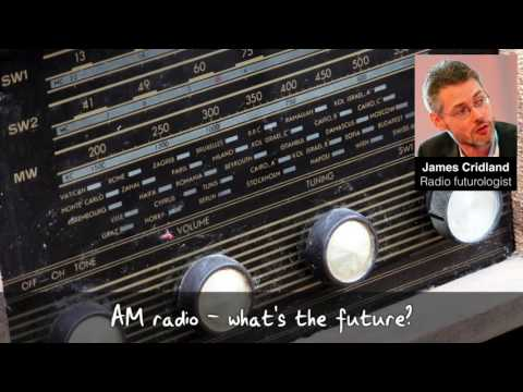 AM radio - what's the future?