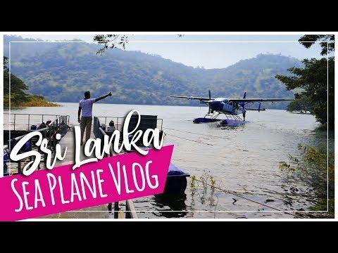 Kandy to Koggala Vlog | Sea Plane & Sri Lankan Singing Driver