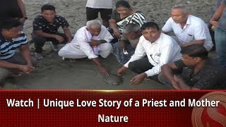 Watch | Unique Love Story of a Priest and Mother Nature