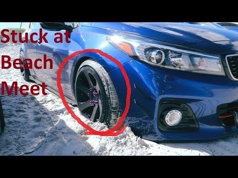 Daytona Beach Car Meet