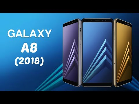 Samsung Galaxy A5 2018 is coming! A7 2018 bigger variant with amazing battery life and now gone infi.