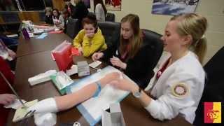 2014 Nursing Career Day - Pittsburg State University