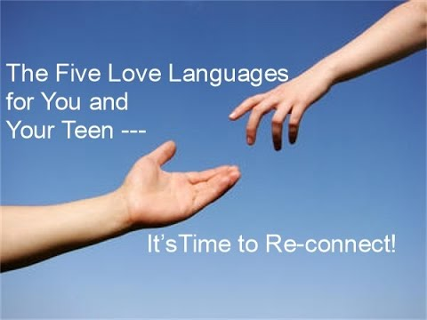 Parents Ofs What Are The 5 Love Languages