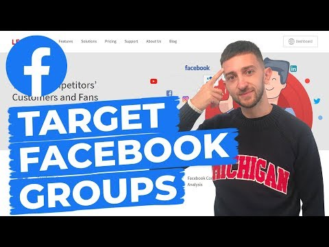 How To Target Facebook Groups & Pages | Facebook Ads