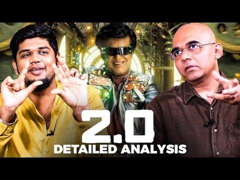 2.0 Analysis - Baradwaj Rangan vs Abishek Raaja   Rajinikanth   Shankar   MY 395