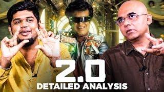 2.0 Analysis - Baradwaj Rangan vs Abishek Raaja | Rajinikanth | Shankar | MY 395