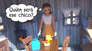 Novela de Barbie - Junto al mar - Episodio 1 - El tipo del pelo largo - Barbie en español