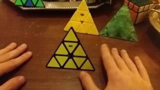 pyraminx dayan v2 cyclone boys y moyu magntico primeras impresiones