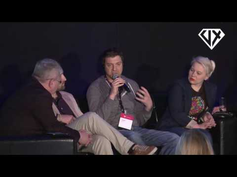 UX Poland 2016 - Partners & Sponsors panel