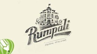 Logo Rumpali. Создание логотипа.(, 2012-08-10T15:50:10.000Z)