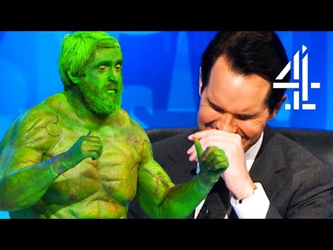 """I Said Don't Have An Erection!"" 